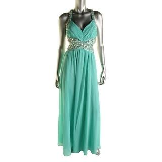 Decode 1.8 Womens Chiffon Prom Formal Dress - 4