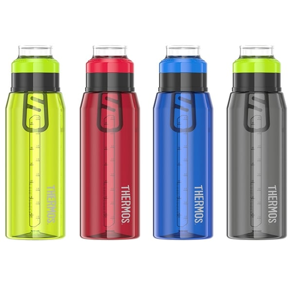 Thermos 32 oz. Hydration Water Bottle with 360 Degree Adjustable Flow Spout - 32 oz.