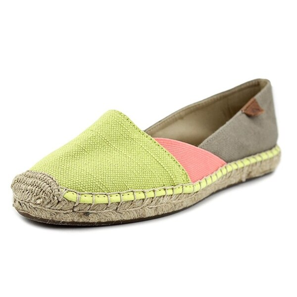 Sperry Top Sider Katama Cape Women Round Toe Canvas Espadrille