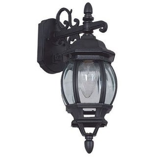 "Sunset Lighting F7894 1 Light 18"" Height Outdoor Wall Sconce"