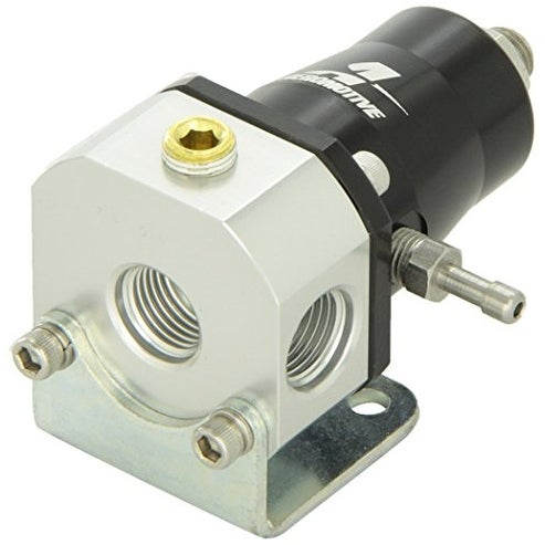 Aeromotive 13129 EFI Adjustable Fuel Pressure Bypass Regulator 30-70 PSI new