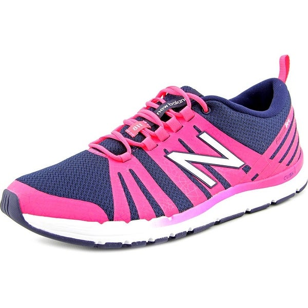 New Balance WX811 Women Round Toe Synthetic Pink Tennis Shoe