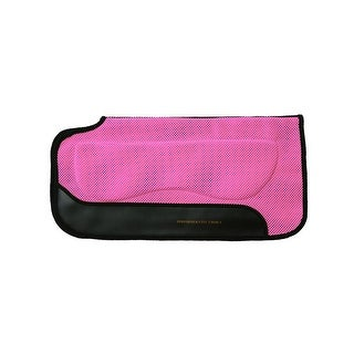 Tough-1 Saddle Pad Air Flow Shock Absorber Vented PVC Rubber