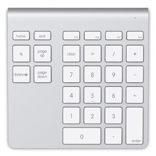 Belkin Components F8T068TTAPL-P Yourtype Bluetooth Wireless Keypad
