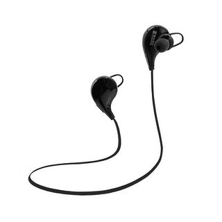 Universal Black Sport Wireless Sweatproof bluetooth 4.0 Stereo Headset Headphone