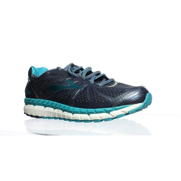 purchase cheap faedd 07620 Brooks Womens Ariel'16 Blue Running Shoes Size 9 (2E)