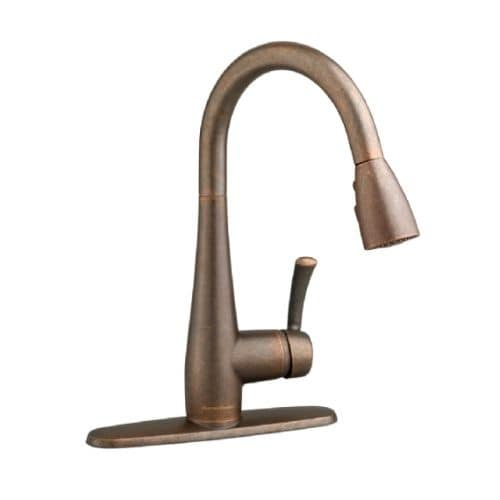 American Standard 4433.3 Quince Pullout Spray Kitchen Faucet