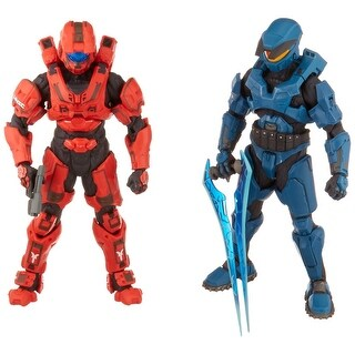 "Halo 8"" ARTFX+ Statue 2-Pack: Mjolnir Mark V & Mark VI"