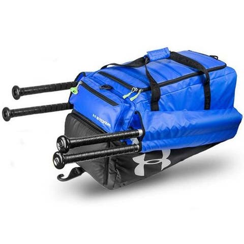 Under Armour Baseball/Softball Cleanup 2 Duffel/Backpack UASB-CON - 25'' X 12.5 X 13