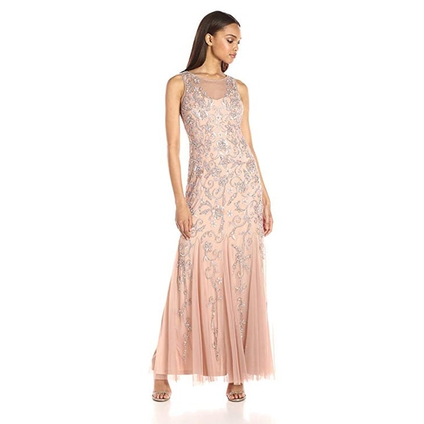 8b5a216be5 Shop Adrianna Papell Women s Beaded Gown
