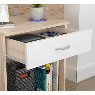 Night Stand - Solid Composite Wood
