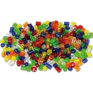 Translucent Jumbo Lacing Beads