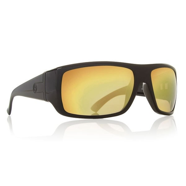 Shop Dragon Alliance Vantage Sunglasses Black Frames Gold
