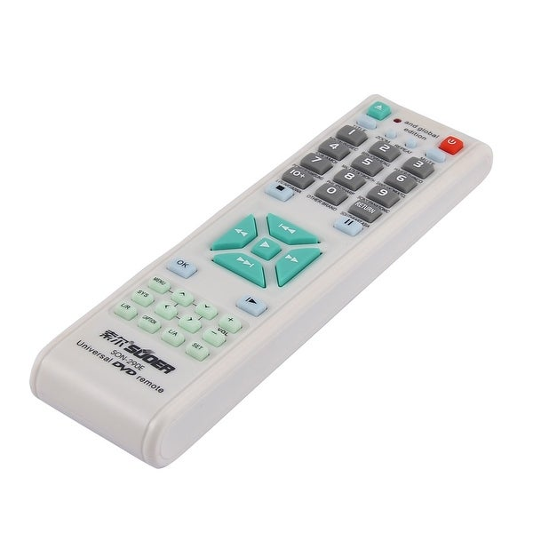 Universal TV SAT Remote Control Controller White Replacement