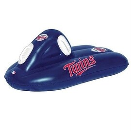 "Minnesota Twins MLB Team Inflatable Sled - 42"" x 18"" x 18"""