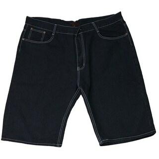 Jean Station Big Men's Denim 5-Pocket Fashion Shorts