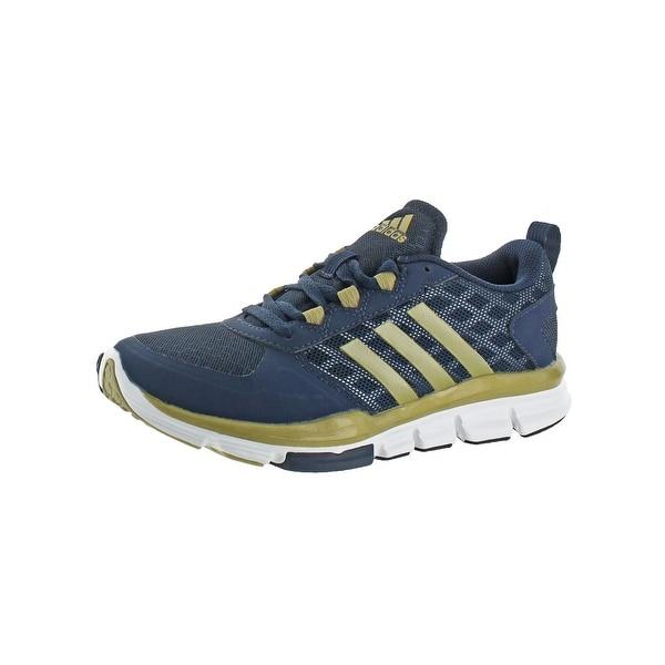 Adidas Boys Speed Trainer 2 Trainers Baseball Ortholite - navy/gold metallic