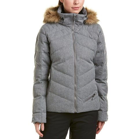 Eider Fort Greene Jacket - GREY CLOUDY