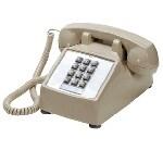 Cortelco Itt-2500-V-As Na 1-Handset Landline Telephone