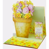 Hunkydory Garden Treasures A4 Card Kit-Perfect Plant Pots