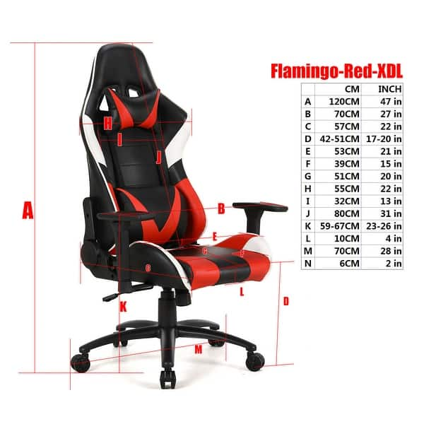 Gaming Chair High Back Recliner