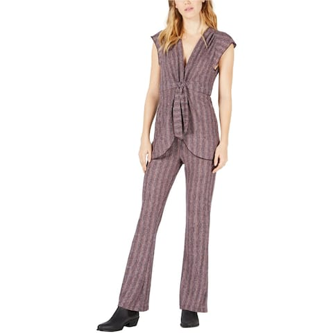 Free People Womens In Your Eyes Set Pant Suit