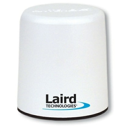 Laird Technologies 142-160 MHz Phantom Antenna - White