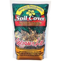 Mosser Lee 1151 Forest Bark Decorative Soil Cover, 1.5 Quart