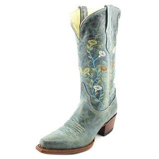 Ferrini 8106143085B Women Pointed Toe Leather Western Boot