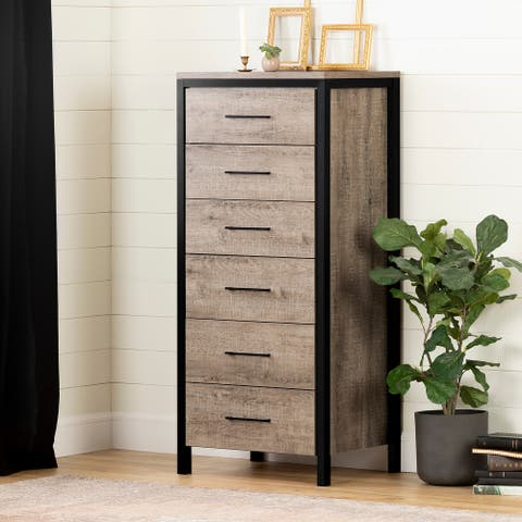 South Shore Munich 6-drawer Chest
