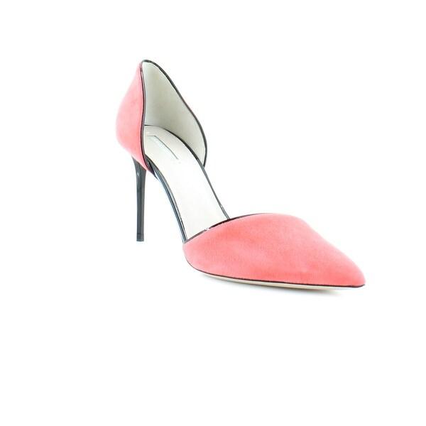 Giorgio Armani X1E564 Women's Heels Corallo/Nero