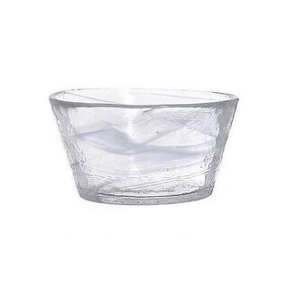 Kosta Boda Mine Bowl White