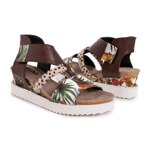 Women's Pitch Alto Wedge Sandal