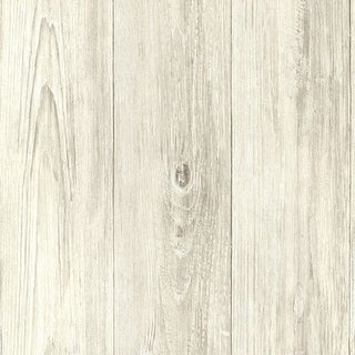 Brewster CTR64223 Mapleton Beach Faux Wood Texture Wallpaper
