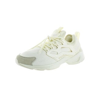 Reebok Womens Fury Adapt Fashion Sneakers Lace-Up Casual