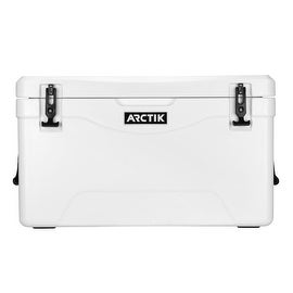 Driftsun Arctik Series 60 Quart Ice Chest / Heavy Duty Cooler / Military-Grade Nylon Rope Handles