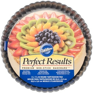"""Perfect Results Tart/Quiche Pan-Round 9"""""""