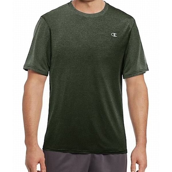 be7880d5 Shop Champion NEW Bottle Green Mens Size 2XL Performace Shirt Athletic  Apparel 093 - Free Shipping On Orders Over $45 - Overstock - 19845355