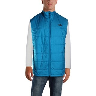 The North Face Mens Bombay Outerwear Vest Winter Quilted - XXL