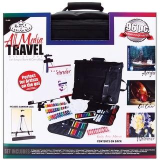 Travel Artist Set W/Bag-All Media