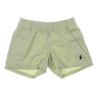 Polo Ralph Lauren Toddler Twill Casual Shorts - 2/2t