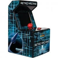 Dreamgear DRM2577 Retro Machine with 200 Built-In Games