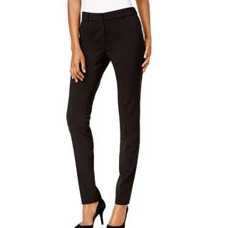 Michael Kors NEW Black Miranda Slim Leg Women's Size 4 Dress Pants