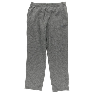 Greg Norman for Tasso Elba Mens Attack Life Heathered Athletic Pants