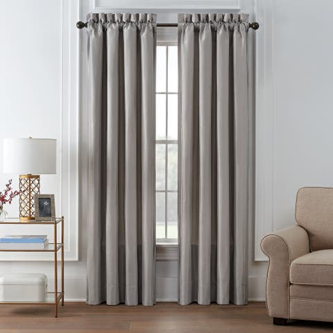Waterford Andria Set of Two Curtain Panels - 50x84