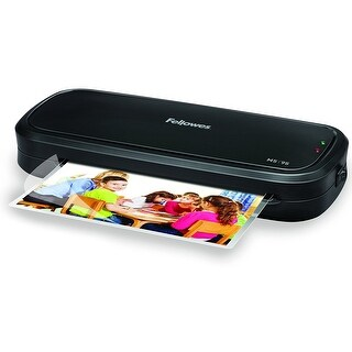 Fellowes, Inc. - M5-95 Laminator With Pouch Starter Kit