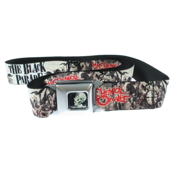My Chemical Romance The Black Parade Seat Belt Belt