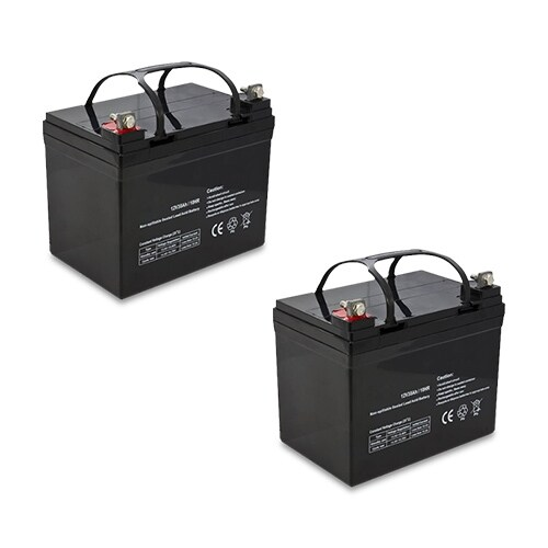 Replacement AGM SLA Battery 12V35Ah (2-Pack) Replacement AGM SLA Battery