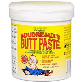 Boudreaux's Butt Paste 16 oz (4 options available)