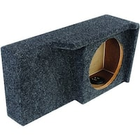 ATREND ATRA37110CPB Atrend A371-10Cp B Box Series 10- Inch Single Down-Fire Subwoofer Boxes
